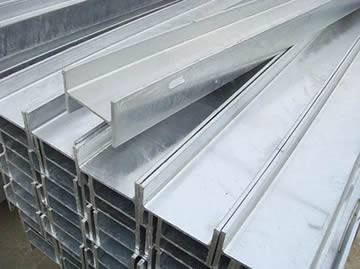 鍍鋅H形立柱
