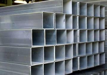 鍍鋅方形柱